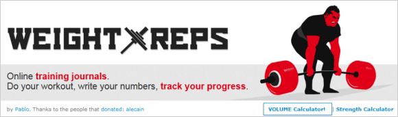 WeightxReps.net
