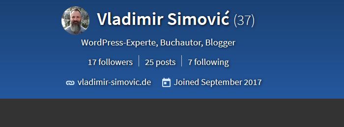 Vladimir Simović auf Steemit