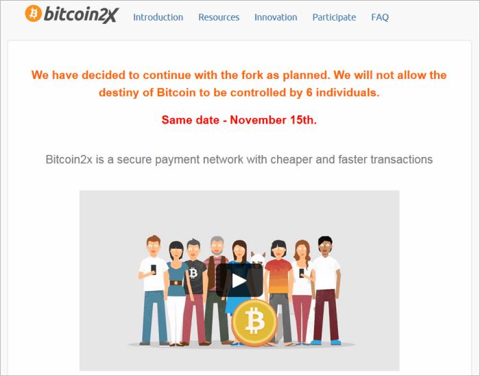 Bitcoin-Hard-Fork kommt anscheiend doch?