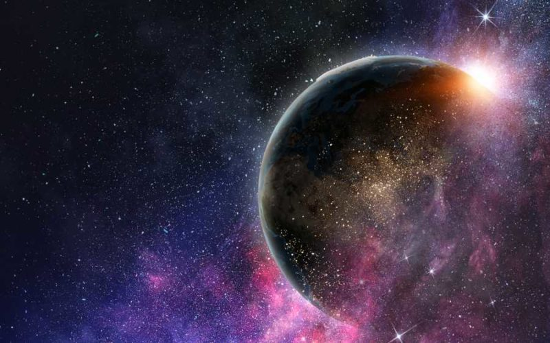 Weltraum (Symbolbild)