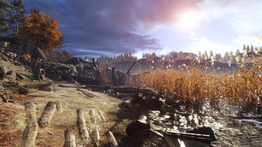 Metro Exodus auf Stadia (Ingame-Screenshot)