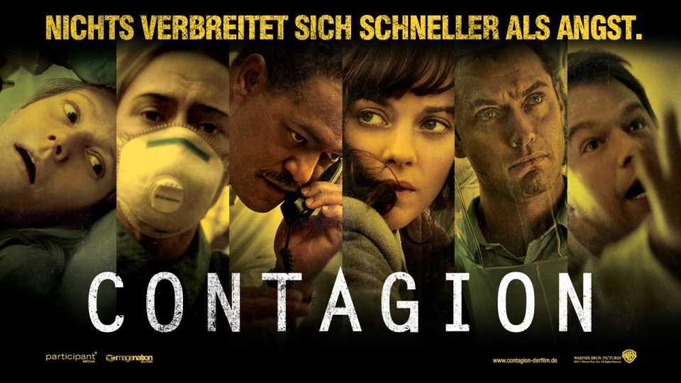 Contagion: Screenshot aus dem offiziellen Trailer